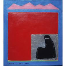Helēna Heinrihsone. Sarkanā jūra / The Red Sea. 2003.